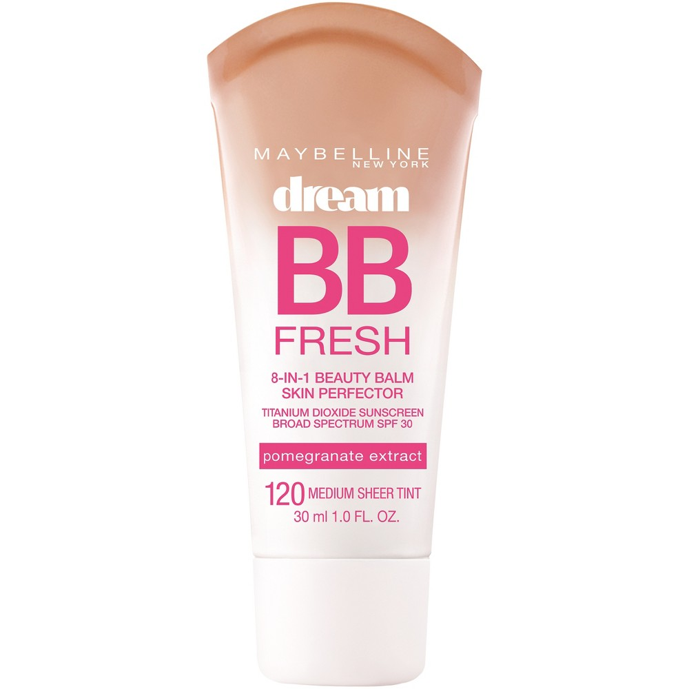 Image of Maybelline Dream Fresh BB 120 Medium 1 fl oz