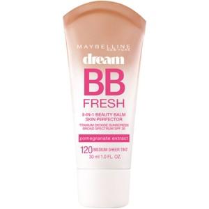 Maybelline Dream Fresh BB 120 Medium 1 fl oz