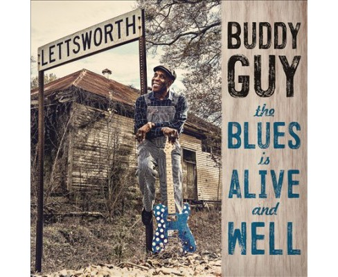 Buddy Guy - Blues Is Alive And Well (Vinyl) - image 1 of 1