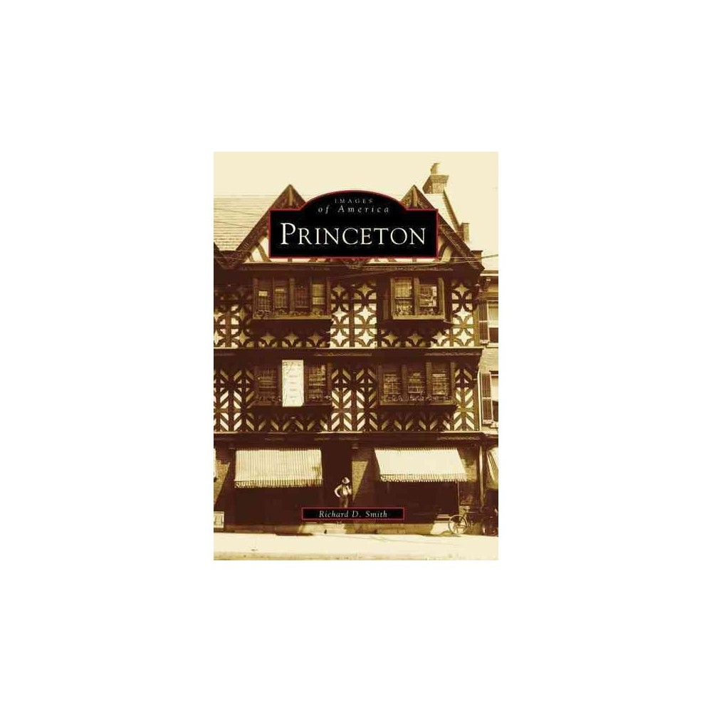 Princeton, Books