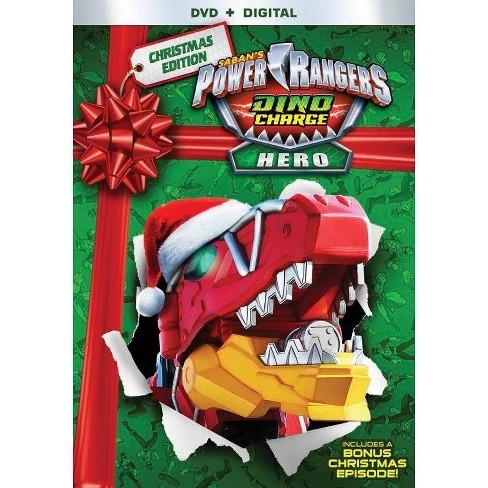 Power Rangers Dino Charge Hero Dvd Target