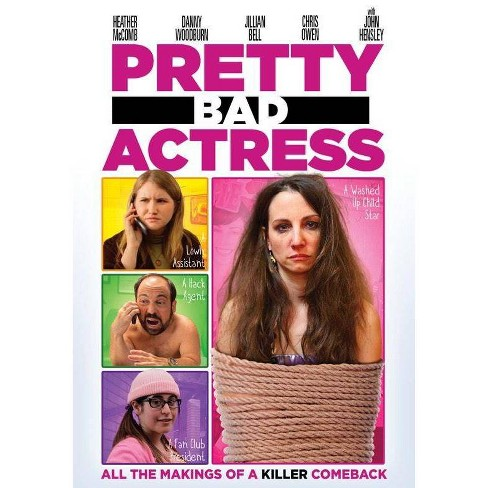 Pretty Bad Actress (DVD) - image 1 of 1