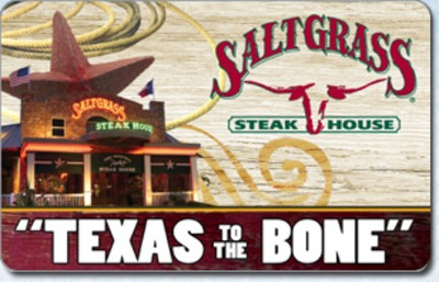 Landry's Saltgrass Steakhouse (Email Delivery)