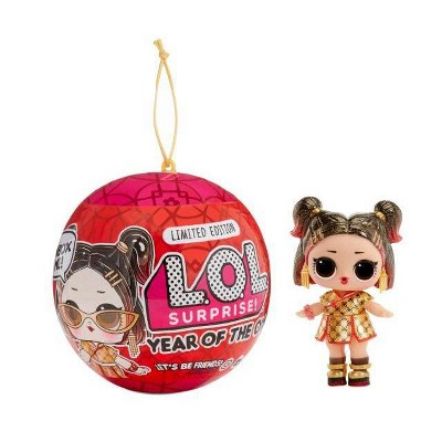 L.O.L. Surprise! Limited Edition Year of the Ox with 7 Surprises