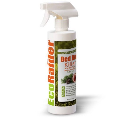 16oz Green & Non-Toxic Bed Bug Repellent - EcoRaider