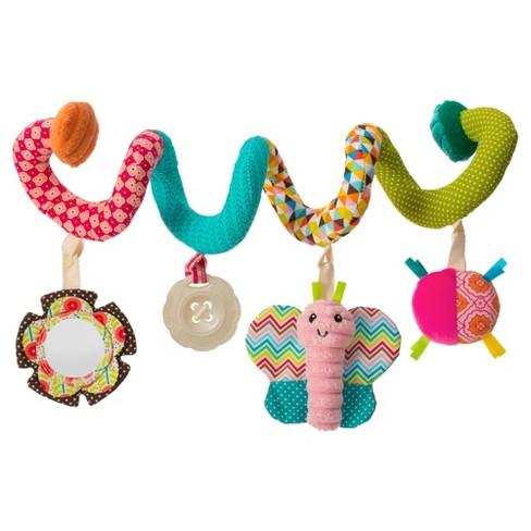 Infantino Go GaGa Spiral Cart Seat Activity Toy