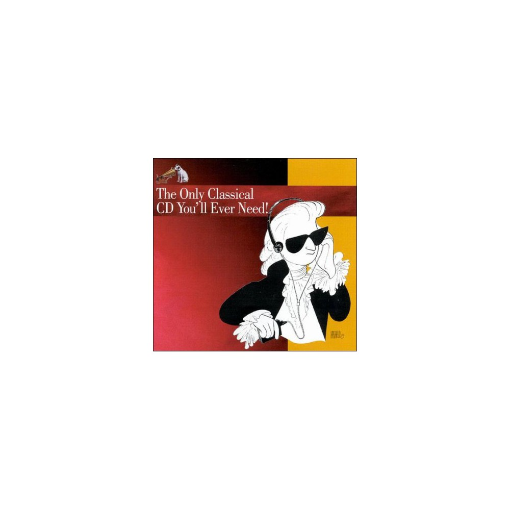 Various - Only Classical Cd You'll Ever Need (CD)