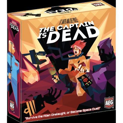 Captain is Dead Board Game