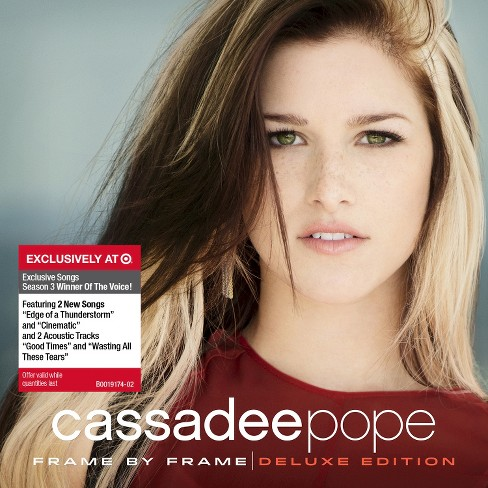 Cassadee Pope - Frame by Frame (Deluxe) - Only at Target - image 1 of 1