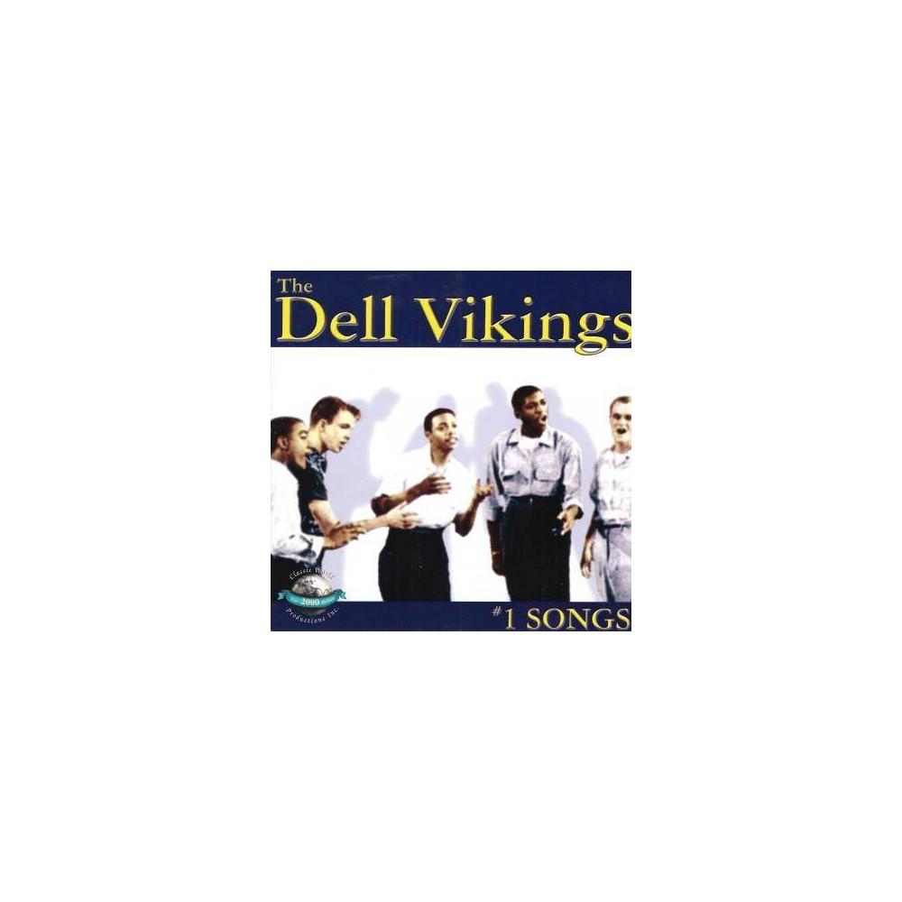 Dell Vikings 1 Songs Cd
