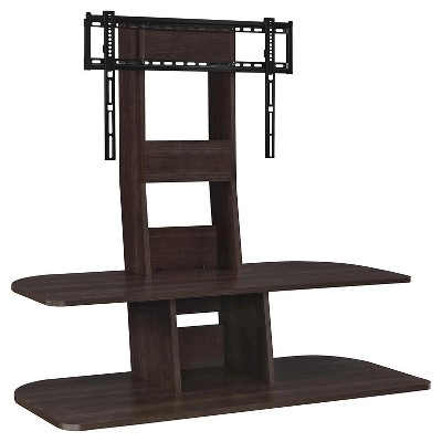 """Solar TV Stand with Mount for TVs up to 65"""" - Room & Joy"""