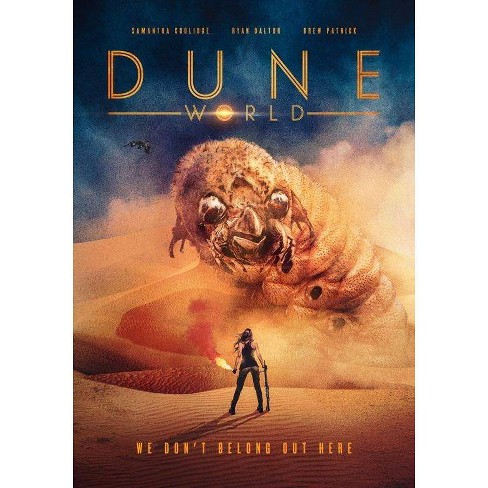 Dune World Dvd 2021 Target