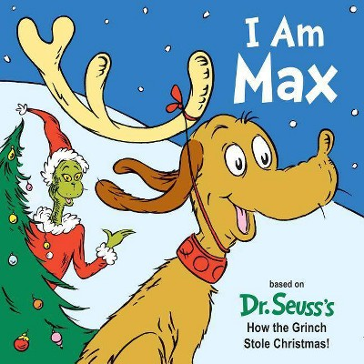 I Am Max - by Astrid Holm (Board_book)