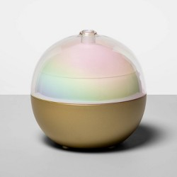 300ml Color-Changing Oil Diffuser White/Gold - Opalhouse™