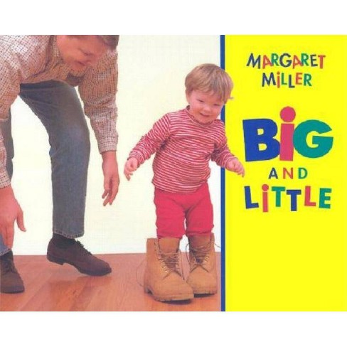 Big and Little - by  Margaret Miller (Hardcover) - image 1 of 1