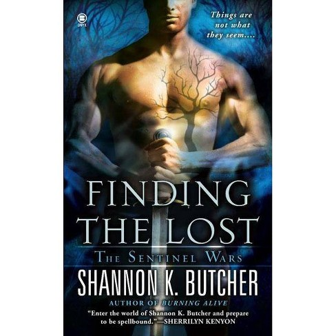 Finding the Lost - (Sentinel Wars) by  Shannon K Butcher (Paperback) - image 1 of 1
