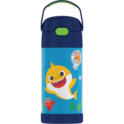 Thermos 12oz FUNtainer Water Bottle - Baby Shark
