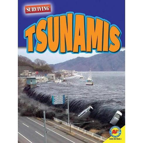 Tsunamis - (Surviving) by  Marne Ventura (Paperback) - image 1 of 1