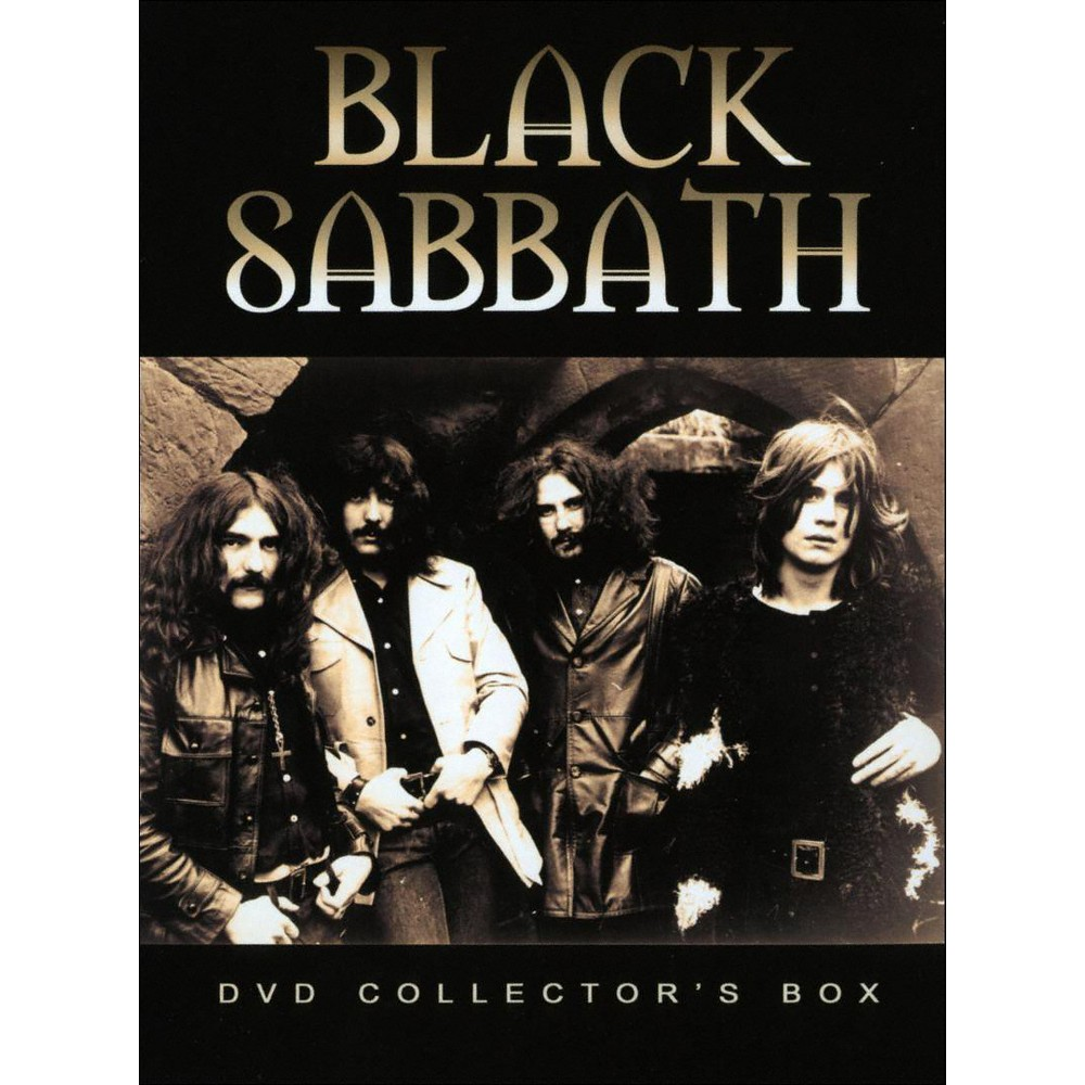Black Sabbath (Collector's Box) (Dvd)