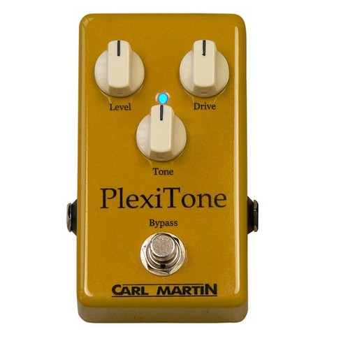 Carl Martin PlexiTone Single Channel Guitar Effects Pedal - image 1 of 1