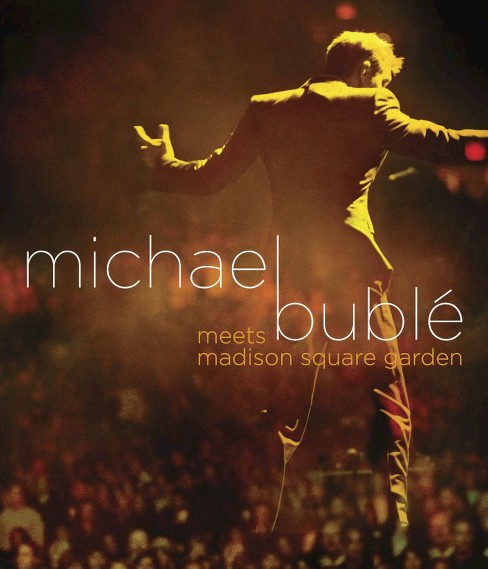 Michael buble meets madison square ga (Blu-ray) - image 1 of 1