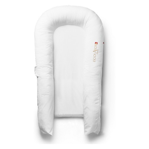 DockATot Grand Dock - Pristine White - image 1 of 8