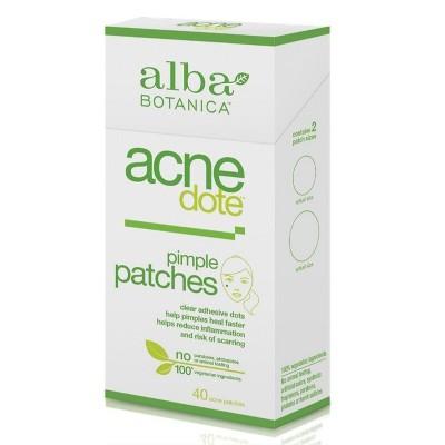 Alba Botanica Acne Pimple Patch - 40ct