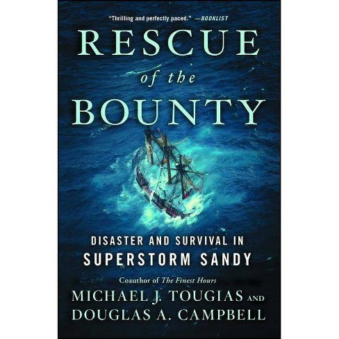 Rescue of the Bounty - by  Michael J Tougias & Douglas a Campbell (Paperback) - image 1 of 1