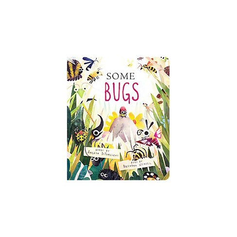 Some Bugs - (Classic Board Books) by  Angela Diterlizzi (Board_book) - image 1 of 1