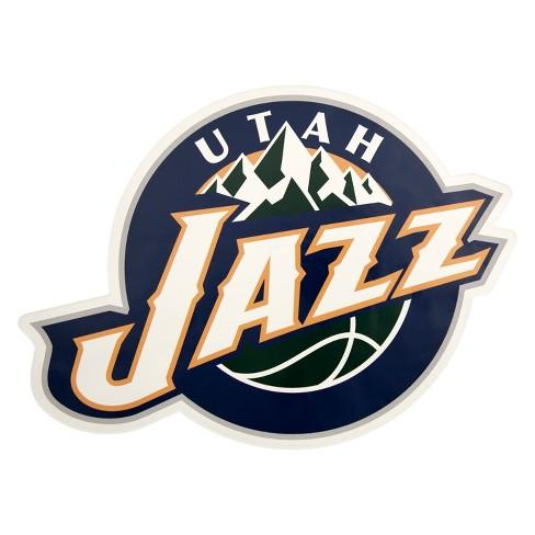 NBA Utah Jazz Large Outdoor Logo Decal - image 1 of 2