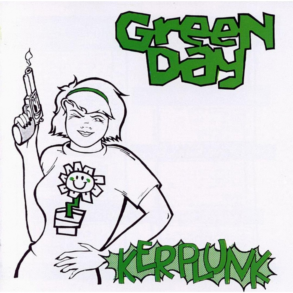 Green Day - Kerplunk (CD)