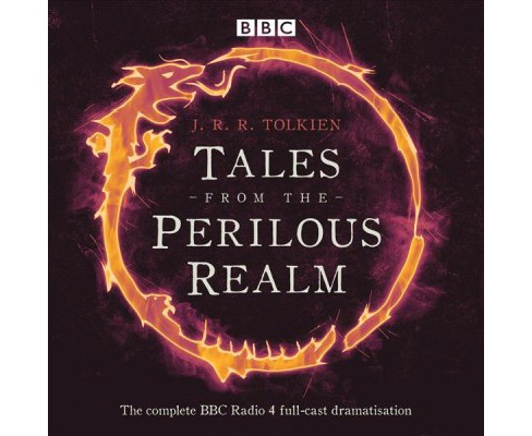 Tales from the Perilous Realm -  Unabridged by J. R. R. Tolkien (CD/Spoken Word) - image 1 of 1