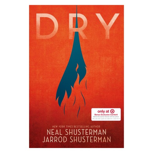 Dry Target Exclusive Edition by Neal Shusterman (Hardcover) - image 1 of 1
