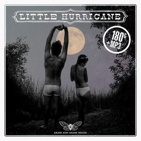 Little Hurricane - Same Sun Same Moon (Vinyl) - image 1 of 1