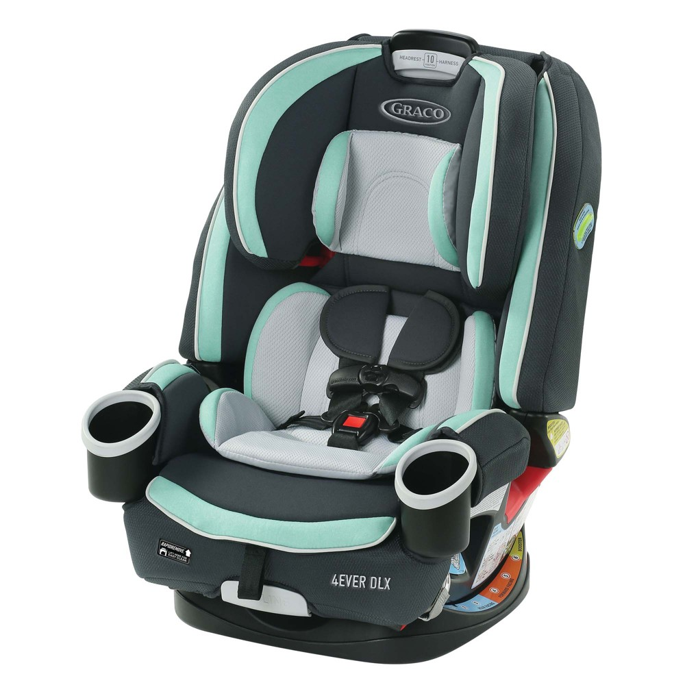 Image of Graco 4Ever DLX 4-in-1 Car Seat Convertible - Pembroke