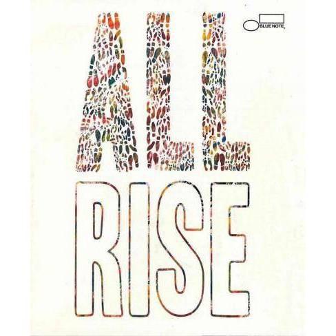 Jason Moran - All Rise: A Joyful Elegy For Fats Waller (CD) - image 1 of 1
