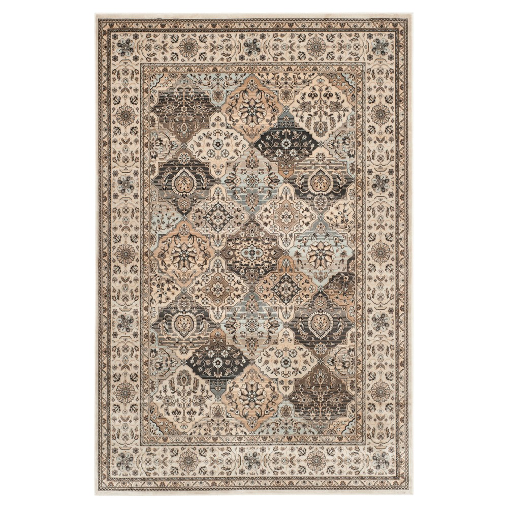 Andreas Area Rug/Ivory (5'1