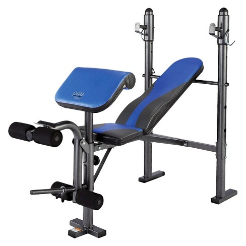 Pure Fitness® Multi-Purpose  Mid-Width Weight Bench - image 1 of 2