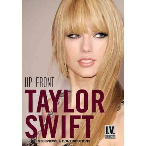 Taylor Swift: Up Front (DVD) - image 1 of 1