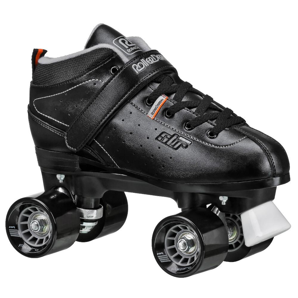 Roller Derby Str Seven Men's Roller Skate Size 5, Black