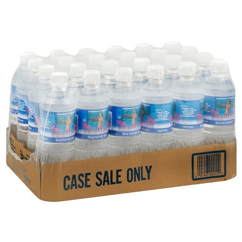 Hawaii Isles Water - 24pk/.5 L Bottles - image 1 of 1