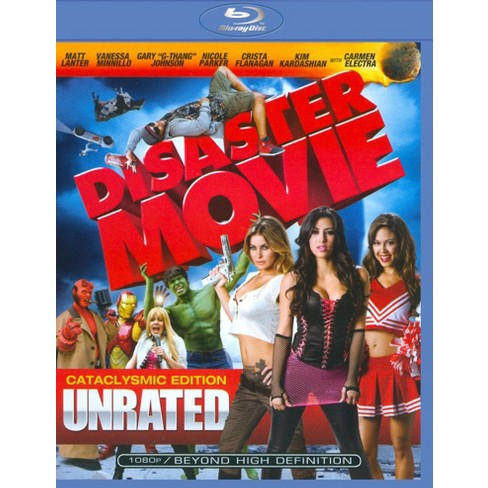 Disaster Movie [WS] [Unrated] [Blu-ray] - image 1 of 1