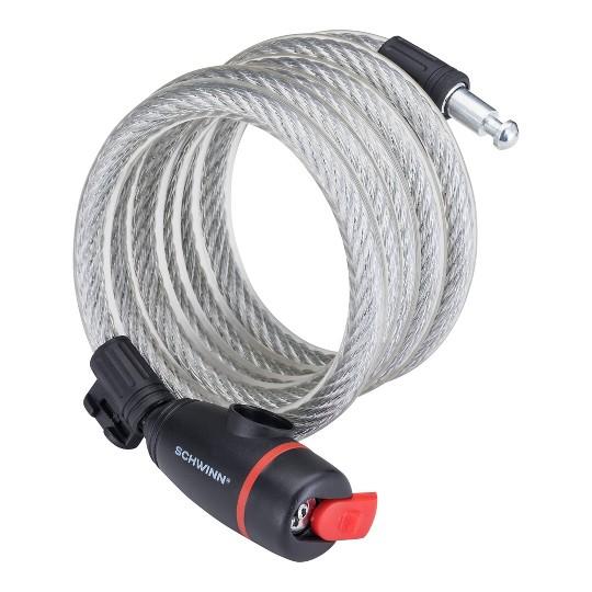 Schwinn Cable Bike Lock - 6 Feet image number null