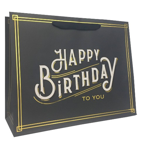 """Happy Birthday To You"" Vogue Bag - Spritz™ - image 1 of 1"