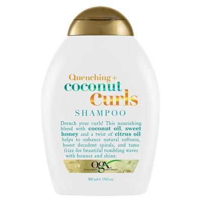 OGX Quenching+ Coconut Curls Shampoo - 13 fl oz