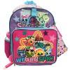 """Shopkins 16"""" Kids' Backpack - 7pc Set - image 3 of 4"""