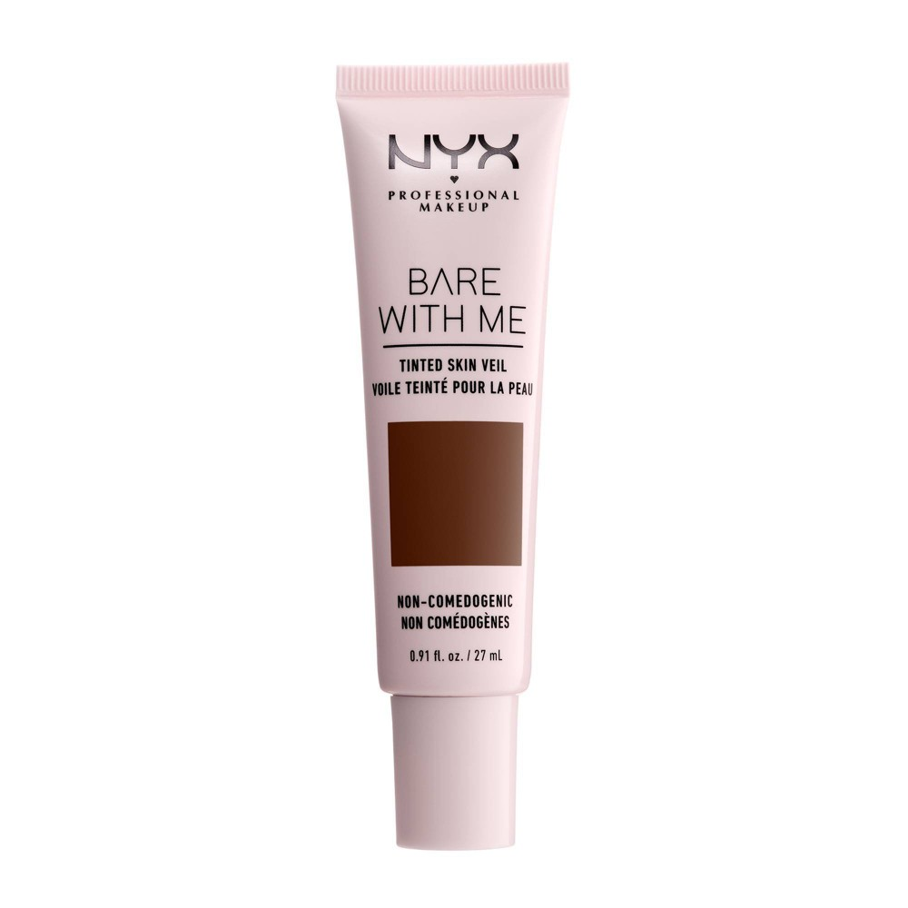 Image of Bare With Me Tinted Skin Veil Deep Espresso - 0.91 fl oz, Deep Brown