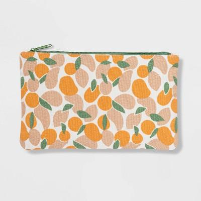 Citrus Pencil Pouch - Room Essentials™