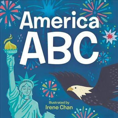 America ABC - by Samuel Troy Wilson (Board Book)