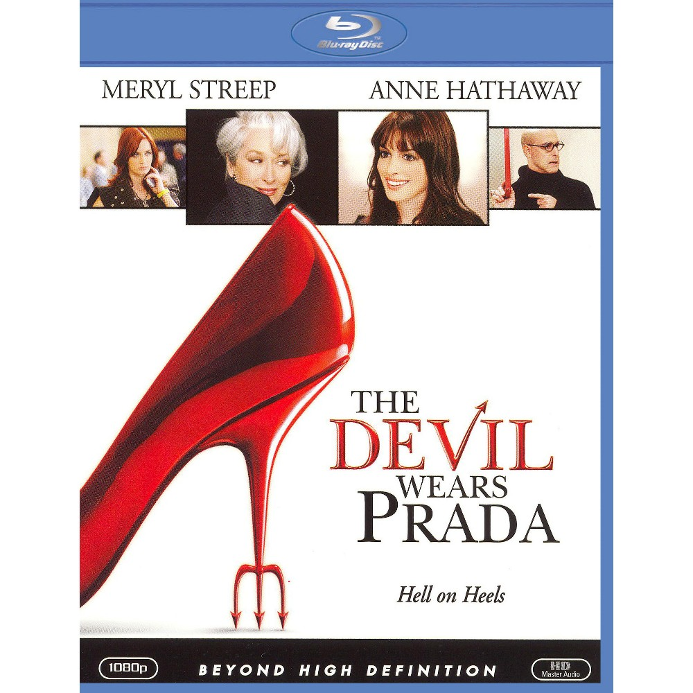 The Devil Wears Prada [Blu-ray] The Devil Wears Prada [Blu-ray]